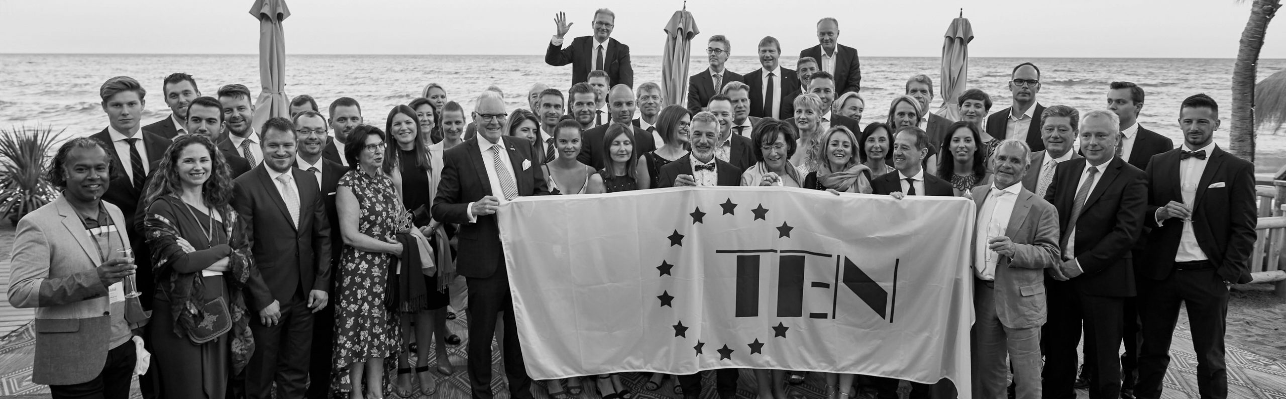Grilc, Starc & Partnerji Mednaroden Povezave TEN (The European Network)_