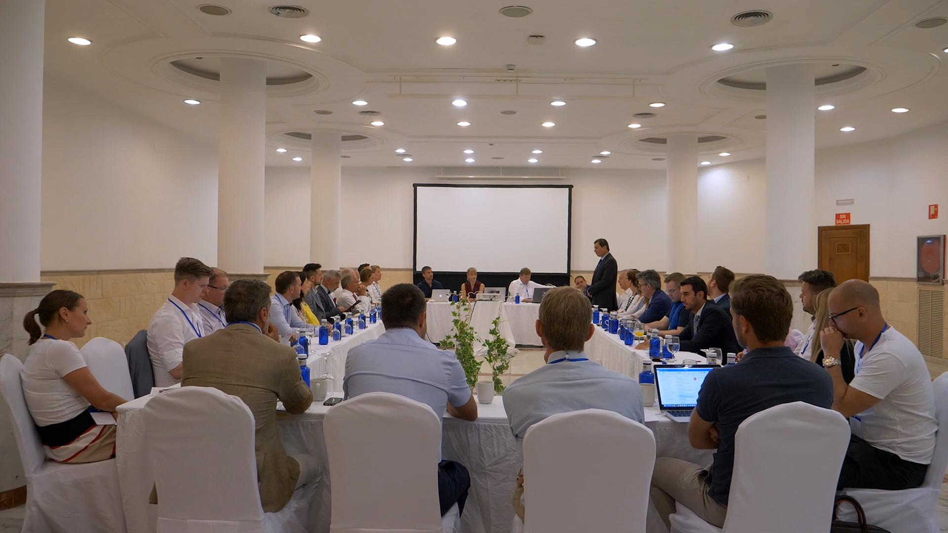 Grilc, Starc & Partnerji Mednaroden Povezave TEN (The European Network)_01
